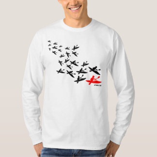 Kayak Swarm T-Shirt