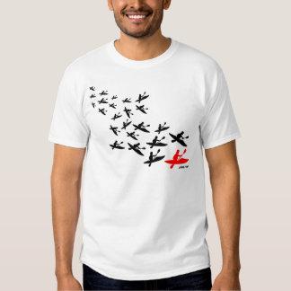 Kayak Swarm Tshirt