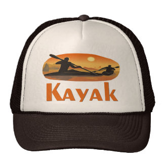Kayak T-shirts and Gifts. Cap