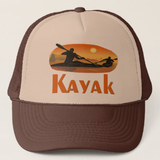 Kayak T-shirts and Gifts. Trucker Hat