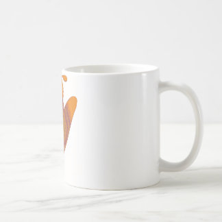 Kayak the numbers coffee mug