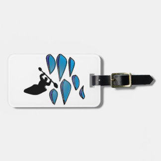 KAYAK THE YOUGH LUGGAGE TAGS
