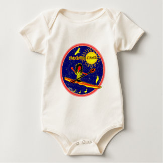 Kayak - This Is How I Roll! Baby Bodysuit