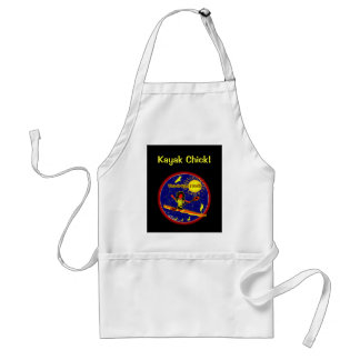 Kayak - This Is How I Roll! Standard Apron