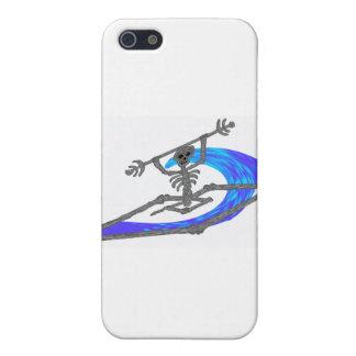 Kayak Wavey Bones iPhone 5 Covers