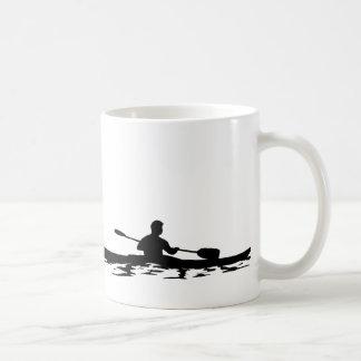Kayaker Coffee Mug