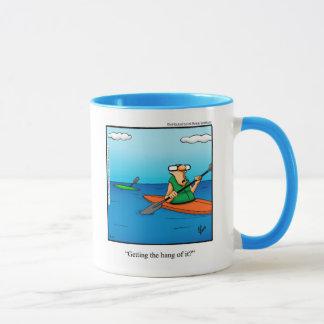 Kayaker's Mug Gift
