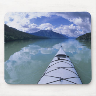 Kayaking at the end end of Azure Lake in Wells Mouse Mat