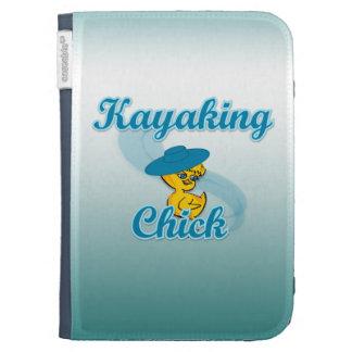 Kayaking Chick. #3 Kindle 3G Case