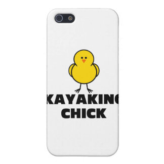 Kayaking Chick Case For iPhone 5