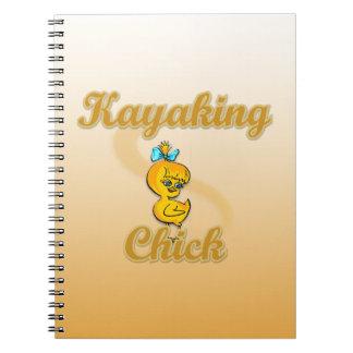 Kayaking Chick Journals