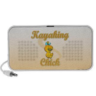 Kayaking Chick Speaker