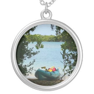 Kayaking in St Thomas Necklace