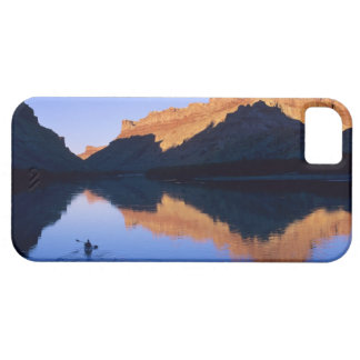 Kayaking on the Colorado River in Spanish iPhone 5 Cover