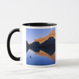 Kayaking on the Colorado River in Spanish Mug