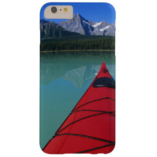 Kayaking on Waterfowl Lake below Howse Peak Barely There iPhone 6 Plus Case