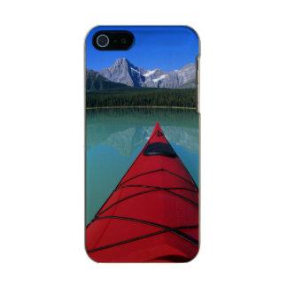 Kayaking on Waterfowl Lake below Howse Peak Incipio Feather® Shine iPhone 5 Case