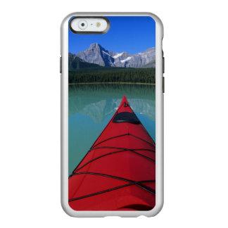 Kayaking on Waterfowl Lake below Howse Peak Incipio Feather® Shine iPhone 6 Case
