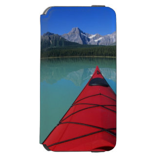 Kayaking on Waterfowl Lake below Howse Peak Incipio Watson™ iPhone 6 Wallet Case