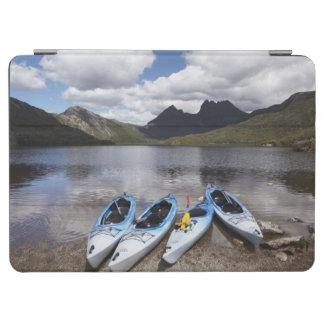 Kayaks, Cradle Mountain and Dove Lake, Cradle iPad Air Cover