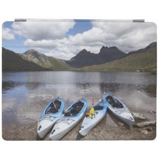 Kayaks, Cradle Mountain and Dove Lake, Cradle iPad Cover