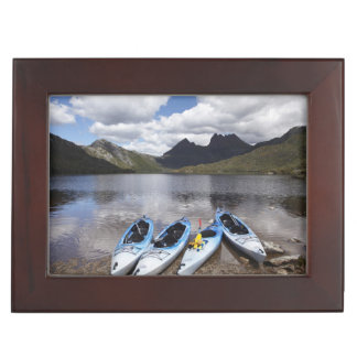 Kayaks, Cradle Mountain and Dove Lake, Cradle Keepsake Box