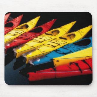 Kayaks Mouse Mat