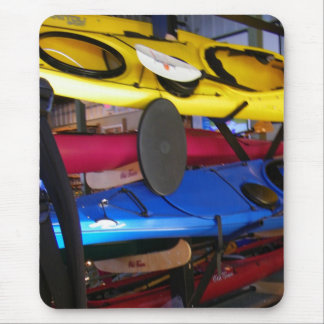 KAYAKS MOUSEPAD