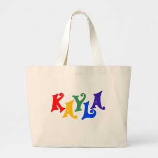 Kayla Large Tote Bag