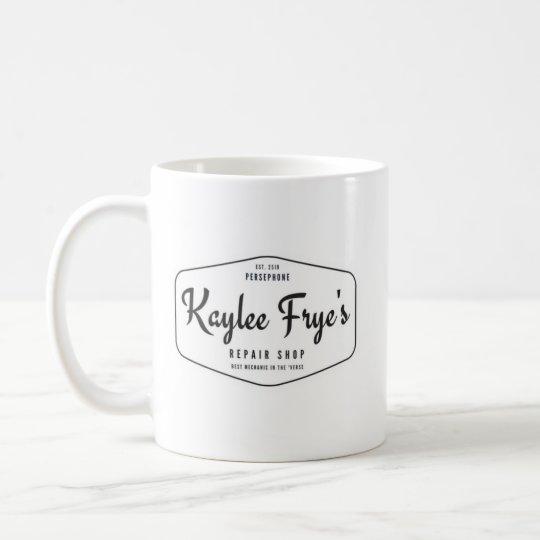 Kaylee Frye's Repair Shop Tee Coffee Mug