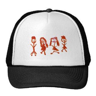 Kaylee My Family 2013 Art1a Hoboken The MUSEUM Zaz Hat