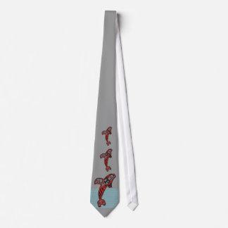 Kayleens Orca Tie