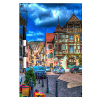 Kaysersberg Alsace France Dry Erase Board