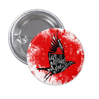 Kaz & Inej (Six of Crows) 3 Cm Round Badge