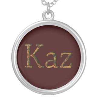 KAZ Name-Branded Gift Pendant Necklace