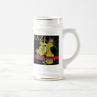 Kaz Stein Coffee Mugs