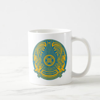 Kazakhstan Coat of Arms Mug