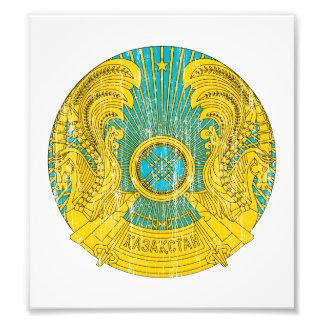 Kazakhstan Coat Of Arms Photo
