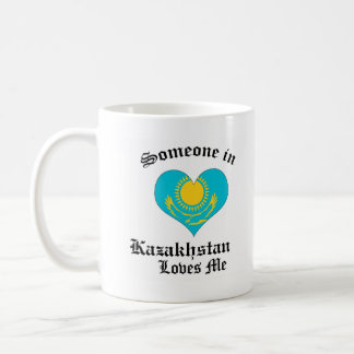 Kazakhstan Coffee Mug