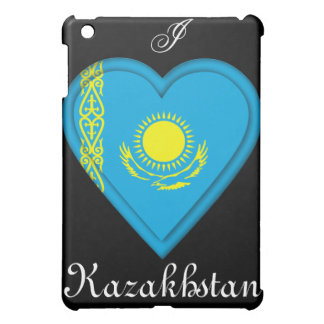 Kazakhstan flag case for the iPad mini