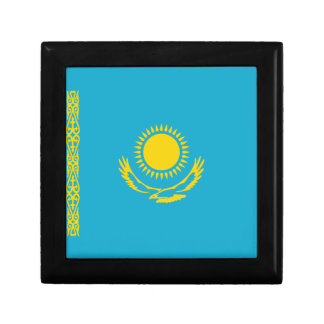 Kazakhstan Flag Gift Box