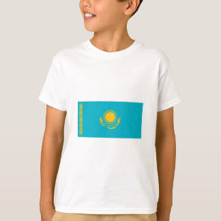 Kazakhstan FLAG International T-Shirt