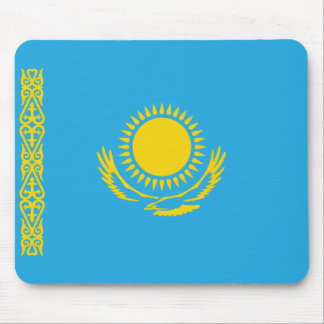 Kazakhstan Flag Mousepad