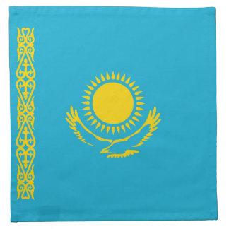 Kazakhstan Flag Napkin