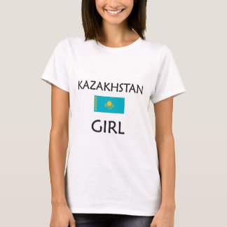 KAZAKHSTAN GIRL T-Shirt