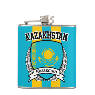 Kazakhstan Hip Flask