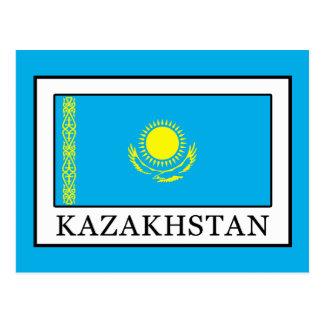 Kazakhstan Postcard
