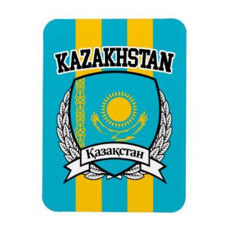 Kazakhstan Rectangular Photo Magnet
