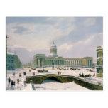 Kazan Cathedral, St. Petersburg Post Card