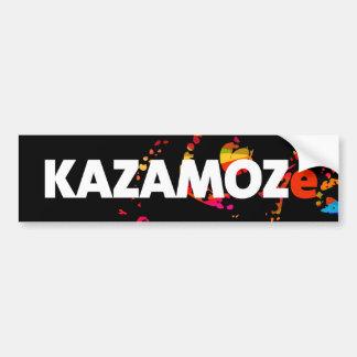 Kazan Dancer Sticker Bumper Sticker